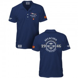 Blue 1946 Polo Shirt