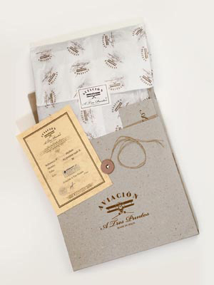Packaging con diploma