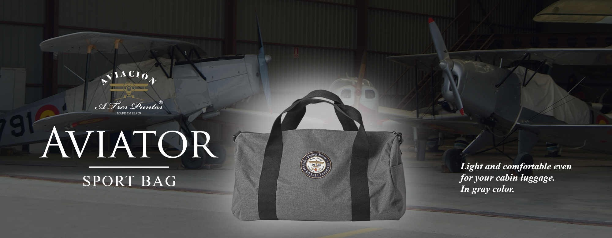 Sport Bag Aviator